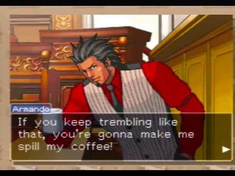Phoenix Wright: Trials and Tribulations - Ep. 4, Part 2: The Missing Scarf