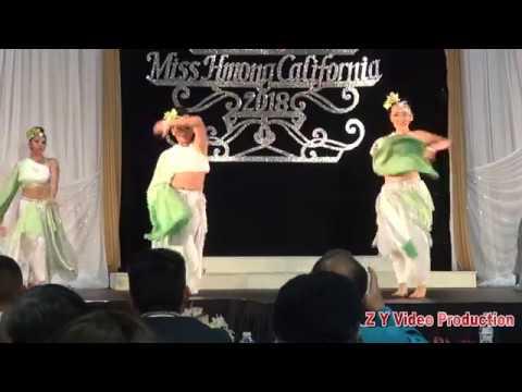 Sacramento Hmong New Year 2017 2018  Yeej Huam Dance Academy