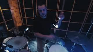 Bongoman Elizz - Drum Cover - Calvin Harris Rag'n'Bone man - Giant Video