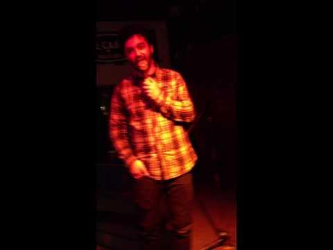Arif Mirabdolbaghi of Protest The Hero killing karaoke!