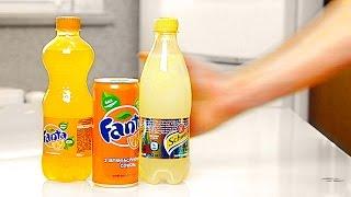 Апельсиновый сок: 9 литров, сделать в домашних условиях из замороженных, рецепт, приготовить своими руками из трех, четырех, в блендере, фото, видео