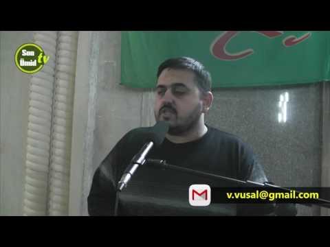 Kərbəlayı Əli Xanım Zəhranın şəhadəti 11022017