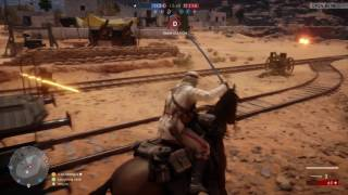 Battlefield 1 Multiplayer Beta - Horse Gameplay - Xbox One