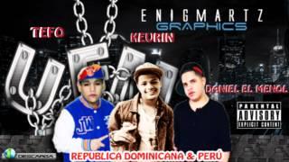 Keruin y Tepho Ft. Daniel el menol - Regresa a mi ( Prod.ENIGMA RECORDS)