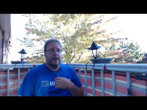 Wideband radio YouTube live show October 7th 2016