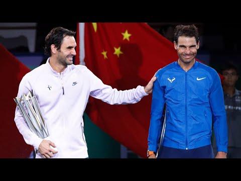 Roger Federer's winning approach against Rafael Nadal