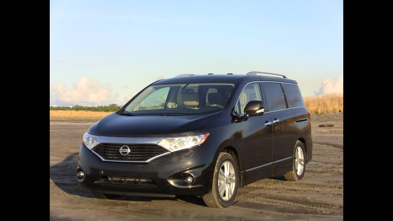 2012 nissan quest minivan road trip review drive youtube. Black Bedroom Furniture Sets. Home Design Ideas
