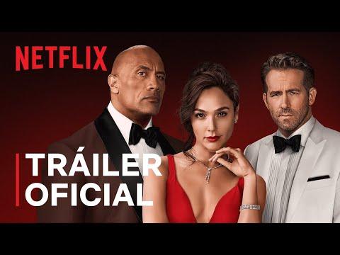 Alerta roja | Tráiler oficial | Netflix