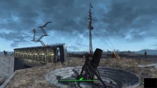 Fallout 4 Замок минитменов Анонс строительства Castle