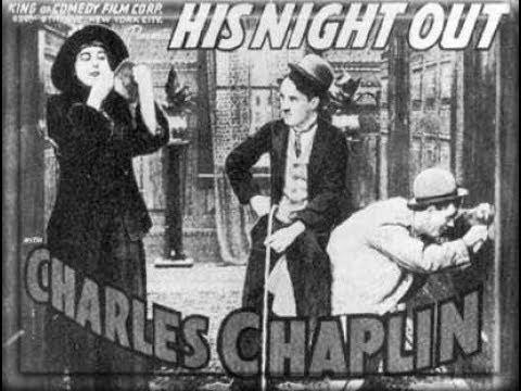 CARLITOS SE DIVERTE- Charles Chaplin