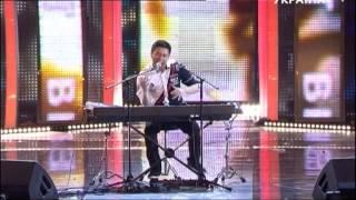 Vinh Khuat. Вьетнам. Мировой хит. 1-й конкурсный день (Новая Волна 2013)