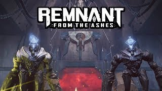 Remnant: From The Ashes - Shade & Shatter Boss Fight | PC Gameplay
