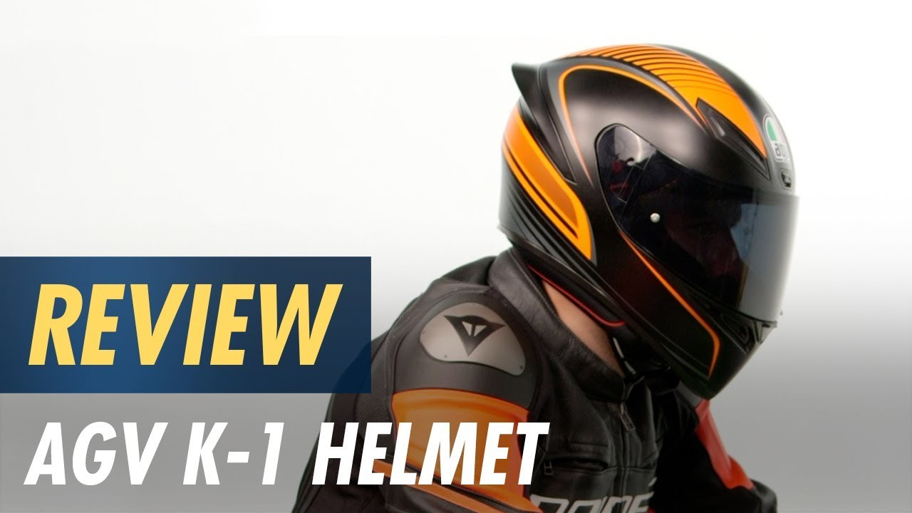 Agv K1 Helmet Review At Cyclegear Com Youtube