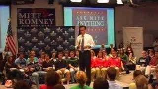 Gov. Mitt Romney on medical marijuana Thumbnail