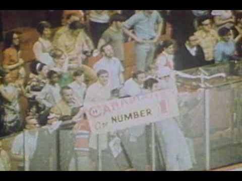 1971 : vs. Chicago Blackhawks