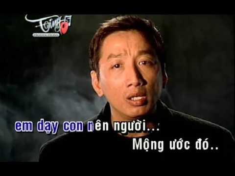 Karaoke  Can Nha Mong Uoc  Truong Vu