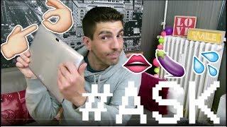 QUESTIONS DES ABONNÉS : Toys préfèré ? Suis je gay ? Taille de ma 🍆 !!! FAQ / ASK MSIEURJEREMY
