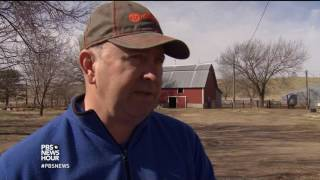 Tough times and tumbling prices test Midwestern farmers