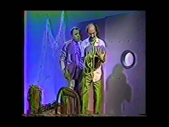 GUILHERME OSTY e CESAR MONTENEGRO - APERTE O CINTO - TV MANCHETE