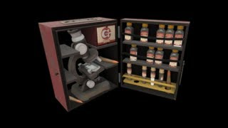 Team Fortress 2 - Crafting & Using: Chemistry Set [1080p HD]