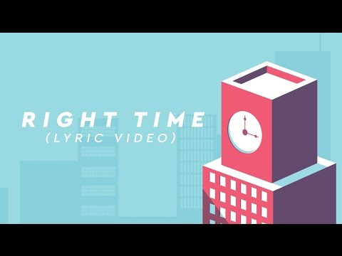 Robotaki - Right Time Feat. Ari (Lyric Video)
