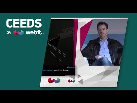 Discussion panel - Big Cloud & Data - CEEDS'15 by Webit