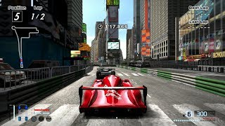 Gran Turismo 4 - Toyota GT-ONE Race Car '99 (HYBRiD) PS2 Gameplay HD