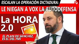 OPERACIÓN contra VOX en MEDIOS  - NOTICIAS TRUMP - FMI