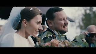 Ślub Kasi i Mateusza z pięknym kazaniem
