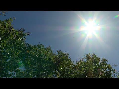 Texas Temperatures Typically Peak In August