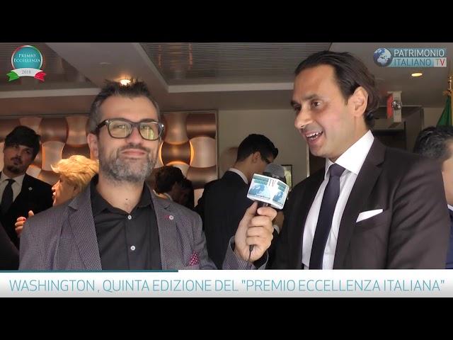 P.I. TV - Premio Eccellenza Italiana, Paolo Zagami