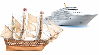 ship,cutter-boat
