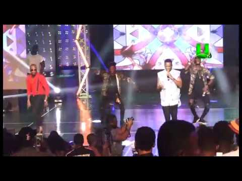 Toofan performance at 2017 4syte Music Video Awards