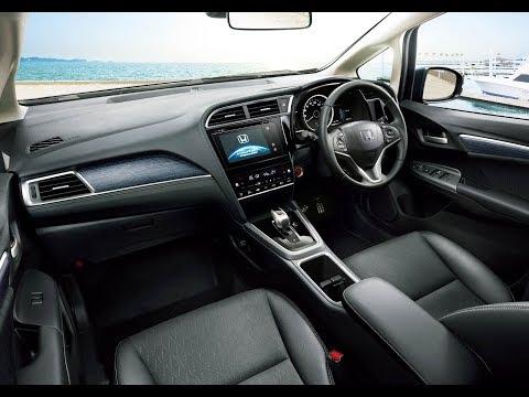 Honda Shuttle Gets Mid Life Upgrades In Japan - Car News