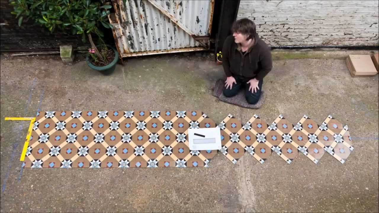 Victorian floor tiles  Sheeted  YouTube
