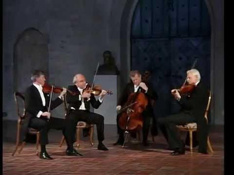 The Smetana Quartet: Bedrich Smetana, String Quartet N.1 in E minor (