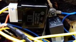 видео Установка аварийки на ВАЗ 2101