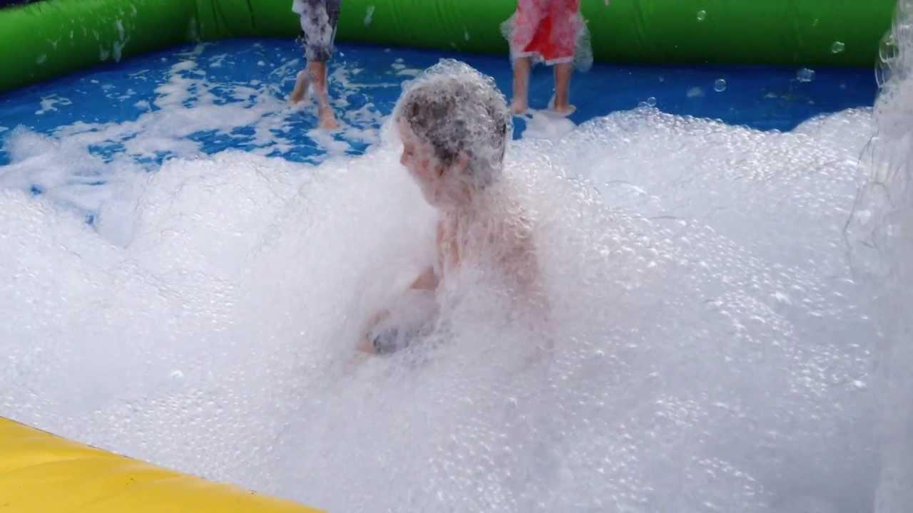 krazy bounze xtrem foam party piscina de espuma 407 418