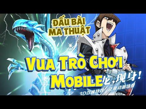 Vua Trò Chơi Mobile - Du Hí Vương: Quyết Đấu Liên Tiếp P2 - Yu-Gi-Oh! Duel Links Mobile - 游戏王:决斗链接