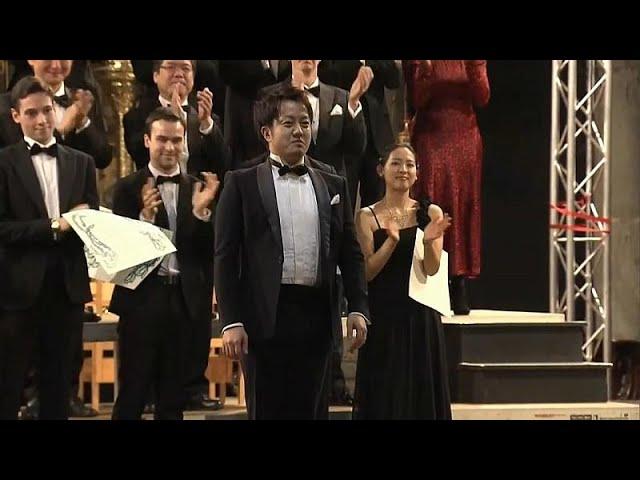 Японец выиграл Международный конкурс имени Адольфа Сакса…