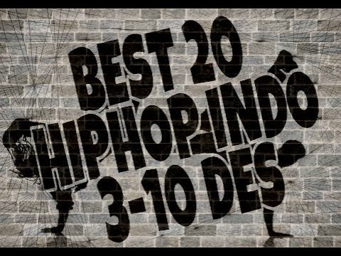 Best 20 Hiphop Indo 3-10 Desember