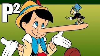 Pinocchio paradox - P²