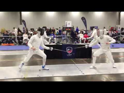 Daniel Campbell vs. Jack Bradford (W, 5-2)