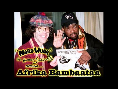 Nardwuar vs. Afrika Bambaataa - The Extended Version