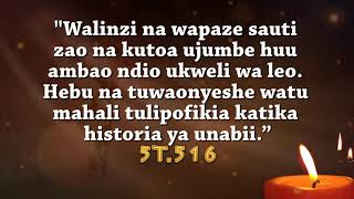 U Mwendo Gani Nyumbani, Promo
