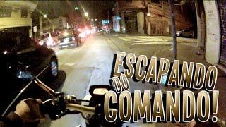 ALN1001 XJ6 WHITE EDITION GOLD | ESCAPANDO DO COMANDO POLICIAL