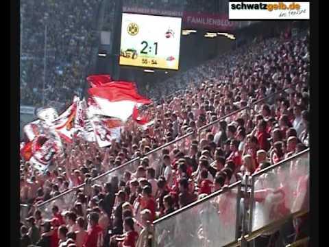 BVB  Köln Stimmung im Westfalenstadion - Borussia Dortmund vs 1. FC Köln