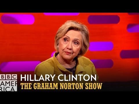 Hillary Clinton Wishes She Had Done This During the Debates - The Graham Norton Show