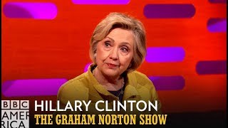failzoom.com - Hillary Clinton Wishes She Had Done This During the Debates - The Graham Norton Show