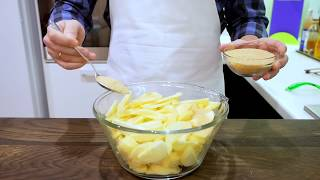 ПОВТОРЯЕМ ЕДУ ИЗ ФИЛЬМОВ, Яблочный пирог для ГОМЕРА